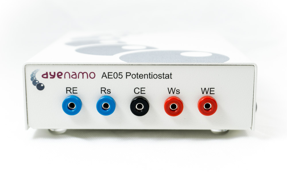 Potentiostat IV-measuring kit