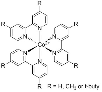 cobalt complexes An experiment involving synthesis and spectral studies of a series of [co(nh3)5l ] complexes that introduces general chemistry students to inorganic synthesis.
